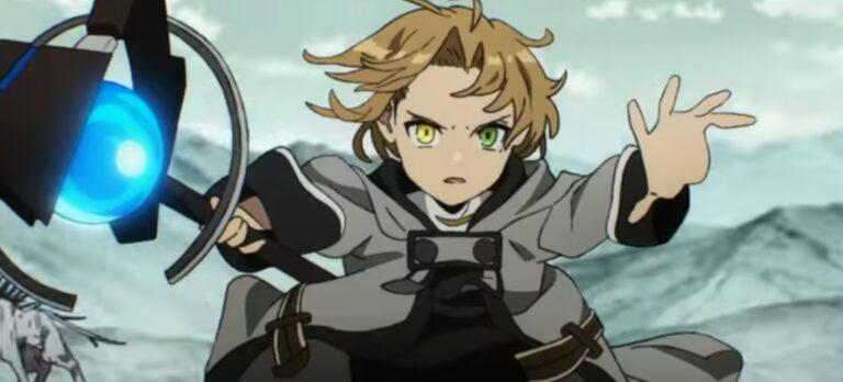 Mushoku Tensei Jobless Reincarnation anime