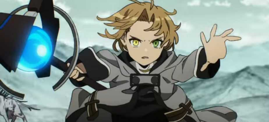Mushoku Tensei Jobless Reincarnation anime