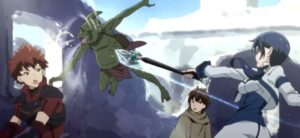 Hai to Gensou no grimgar (grimgar of fantasy and Ash)